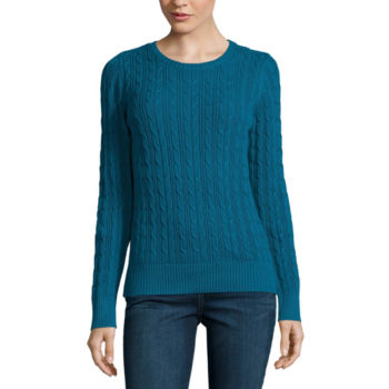 Clearance Misses Size Tops For Women Jcpenney
