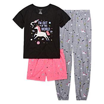 c31158a31 Girls' Pajamas | Sleepwear for Girls | JCPenney