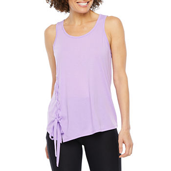 8a120f54fd4e Solid Tank Tops Tops for Women - JCPenney