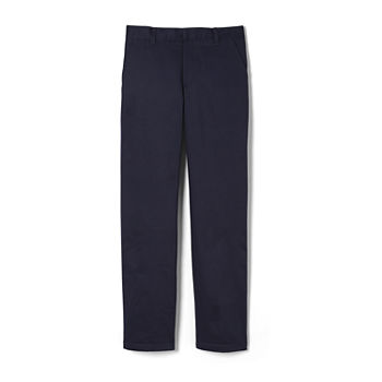 French Toast Little Boys Straight Flat Front Pant