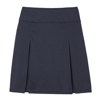 French Toast Little & Big Girls Elastic Waist Scooter Skirt