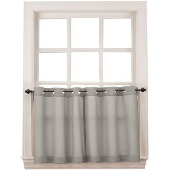 Silver Kitchen Curtains Interesting Inspiration Design