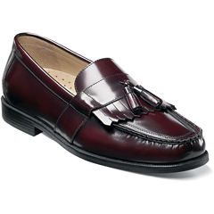 Nunn Bush® Keaton Kiltie Tasseled Leather Dress Shoes