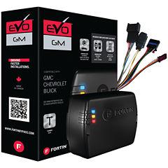 Fortin EVO-GMT1 Preloaded Module & T-Harness Combo