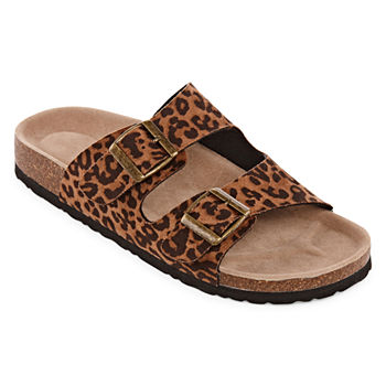 f3a2d3aa00 Arizona Forum Womens Footbed Sandals