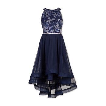 30d91960c8b33 Fit & Flare Dresses Dresses Shop All Girls for Kids - JCPenney