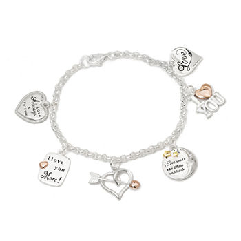 Inspirational Charm Bracelets Jewelry And Watches