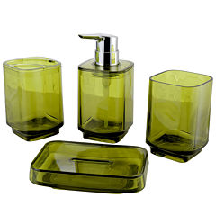 4-pc. Bath Accessories Set
