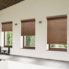 Deluxe Woven Light-Filtering Cordless Roller Shade