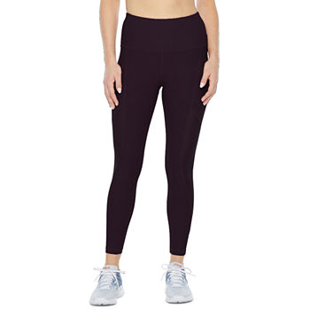 Xersion Womens High Rise 7/8 Ankle Leggings