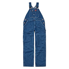 Dickies© Denim Bib Overalls - Boys 8-20