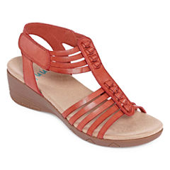 Yuu Handee Womens Strap Sandals
