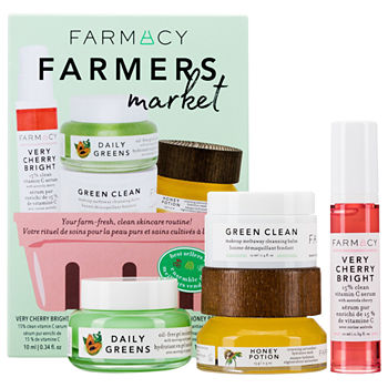 Farmacy Farmer's Market Kit Farm-Fresh Skincare Bestsellers