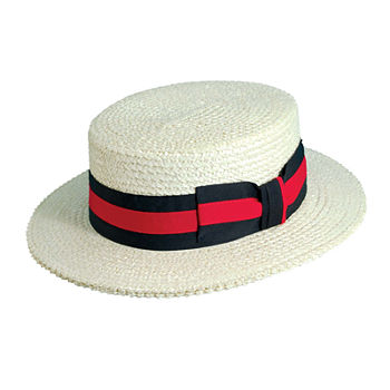 Scala Mens Panama Hat