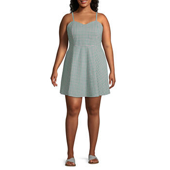 16154f4ee Juniors Plus Size Dresses for Juniors - JCPenney