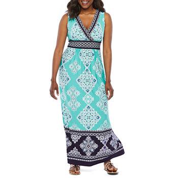Petites Size Maxi Dresses Dresses for Women - JCPenney