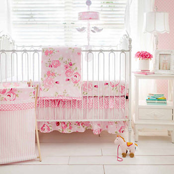 Girls Baby & Toddler Bedding for Bed & Bath - JCPenney