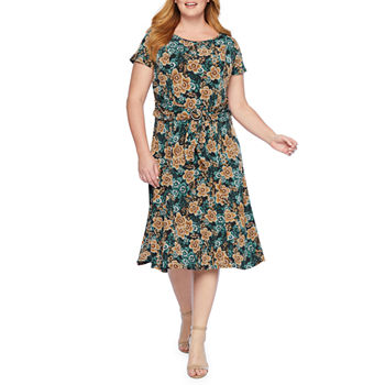 5ebfa8e4 Women's Plus Size Dresses for Sale Online | JCPenney