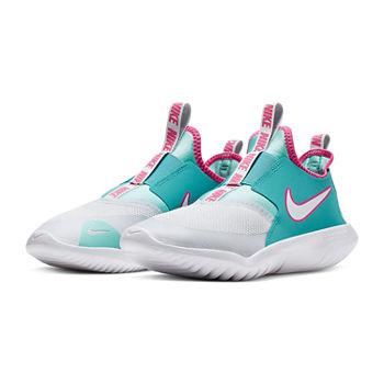 Nike Nk Flex Runnr Aq Ps Little Kids Girls Pull on Sneakers