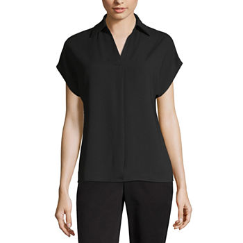 0d2c3c406f345 Blouses for Sale | Shop by Color, Neckline & More | JCPenney