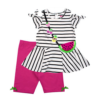 2462f2a0e Toddler Girl Clothing | Shop Little Girls 2t-5t Clothes - JCPenney