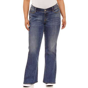 75f7ca9c6f Arizona Bootcut Jeans Jeans for Women - JCPenney