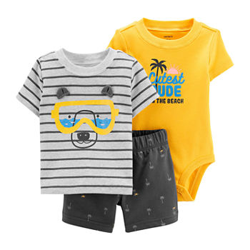 218d2e88d1e82d Clothing Sets Baby Boy Clothes 0-24 Months for Baby - JCPenney