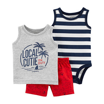 b9cbcf406 Short Sets Clothing Sets for Baby - JCPenney