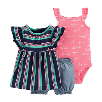 1676c09ea3ff Baby Clothes for Girls | Newborn Clothing | JCPenney