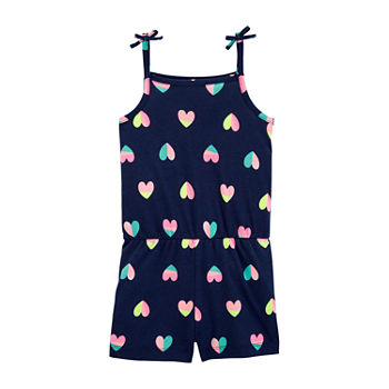 4ce39e71d3b2 Rompers Shop All Girls for Kids - JCPenney