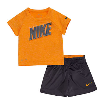 24dbc92a050bd2 Nike Baby Boy Clothes 0-24 Months for Baby - JCPenney