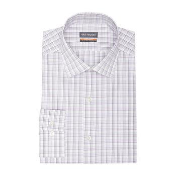 Men's Slim-fit Dress Shirts $13.69