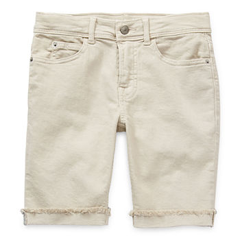 Arizona Little & Big Boys Denim Short