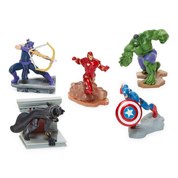 Disney Collection 5-Pc. Avengers Figurine Set