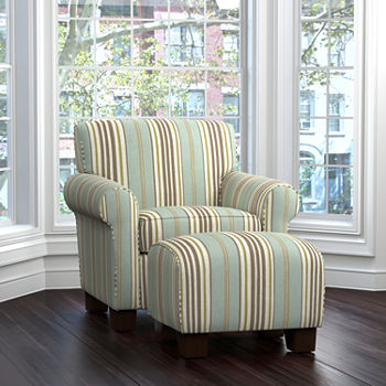 Accent Furniture: End Tables, Accent Chairs, Ottomans & Shelves