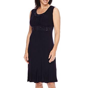63399db2e58 R m Richards Blue Dresses for Women - JCPenney