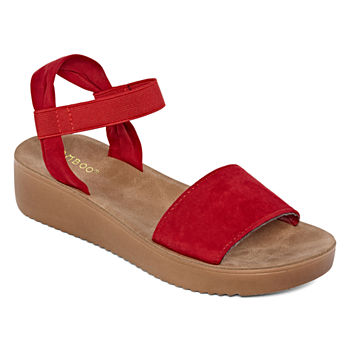 40c2a91575d7e Casual Red Shoes for Women - JCPenney