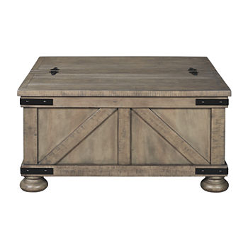 Magnificent Signature Design By Ashley Aldwin Lift Top Coffee Table Andrewgaddart Wooden Chair Designs For Living Room Andrewgaddartcom