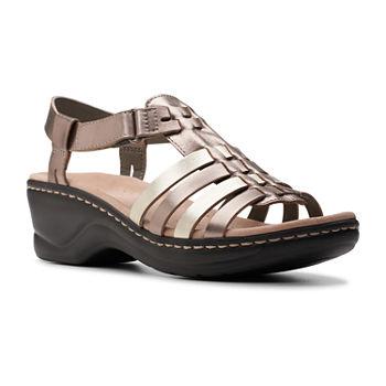afa36860c392 Clarks Women s Sandals   Flip Flops for Shoes - JCPenney