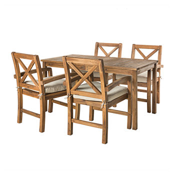 Catania Collection 5-Piece Patio Dining Set