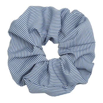 a.n.a Blue Scrunchie Hair Wrap
