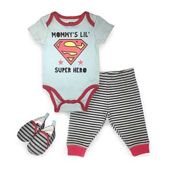 4af450d8b Superman Clothing Sets Baby Boy Clothes 0-24 Months for Baby - JCPenney