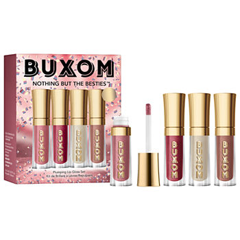 Buxom Nothing But The Besties Plumping Lip Gloss Set
