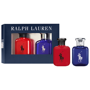Ralph Lauren Mini World of Polo Cologne Set
