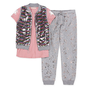 539b51424f7465 Clothing Sets Girls 7-16 for Kids - JCPenney