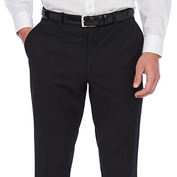 89120d08427 Slim Fit Black Pants for Men - JCPenney