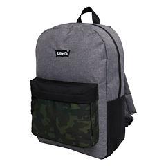 Levi Light Grey Backpack