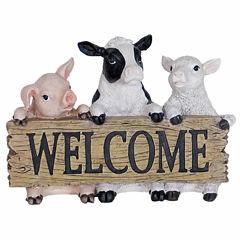Farm Animals Welcome