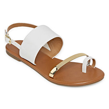 brand new ae1d8 c35a1 Womens Size Slide Sandals Shoes for Women - JCPenney