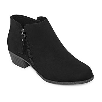 0e1a22e350b Women's Black Boots | Ankle Boots, High Knee & More - JCPenney